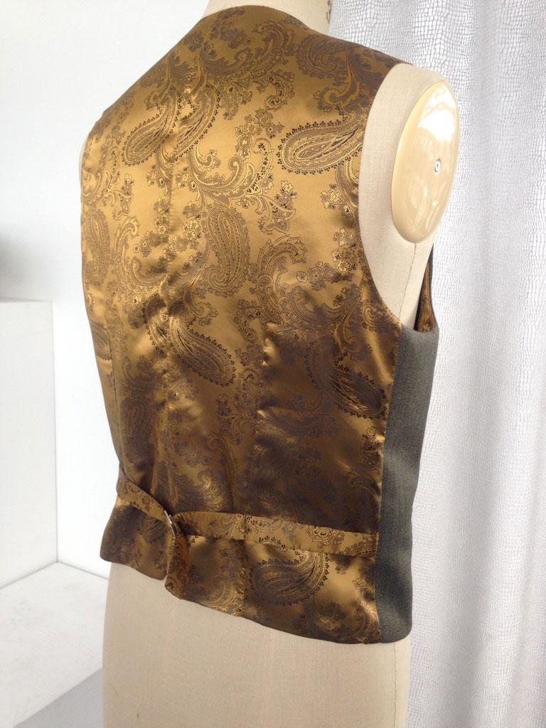 One BC- Charles Waistcoat